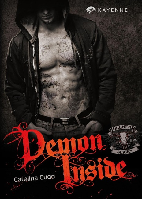 Demon Inside - Catalina Cudd