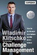 Challenge Management - Wladimir Klitschko, Stefanie Bilen