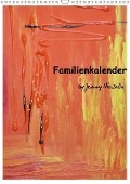 Familienkalender (Wandkalender 2017 DIN A3 hoch) - Jenny Niesalla