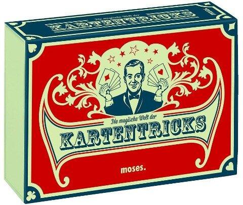 Die magische Welt der Kartentricks - Anke Küpper