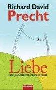Liebe - Richard David Precht