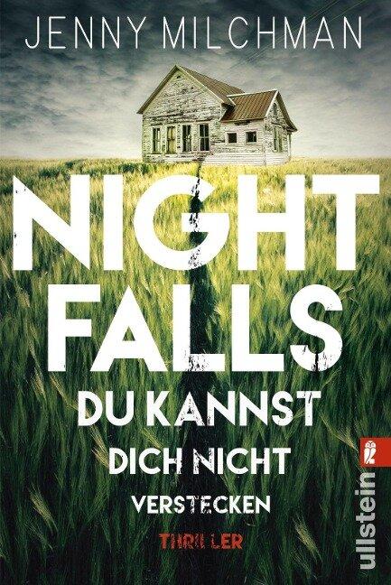 Night Falls. Du kannst dich nicht verstecken - Jenny Milchman