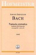 Fantasia cromatica. BWV 903. Viola / 5 - Johann Sebastian Bach