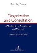 Organization and Consultation - Nicole Saam