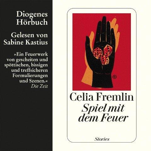 Spiel mit dem Feuer - Celia Fremlin
