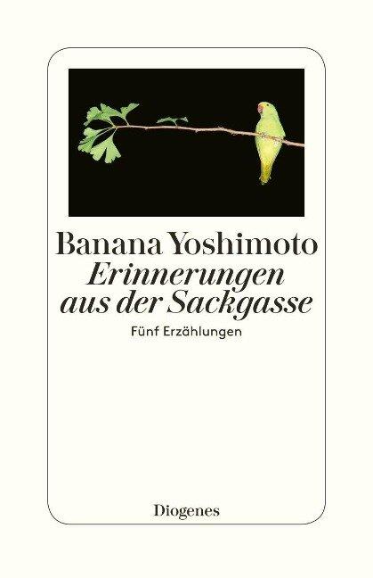 Erinnerungen aus der Sackgasse - Banana Yoshimoto