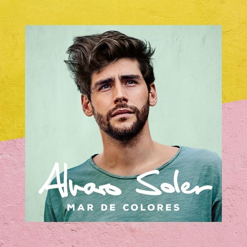 Mar de Colores. CD - Alvaro Soler