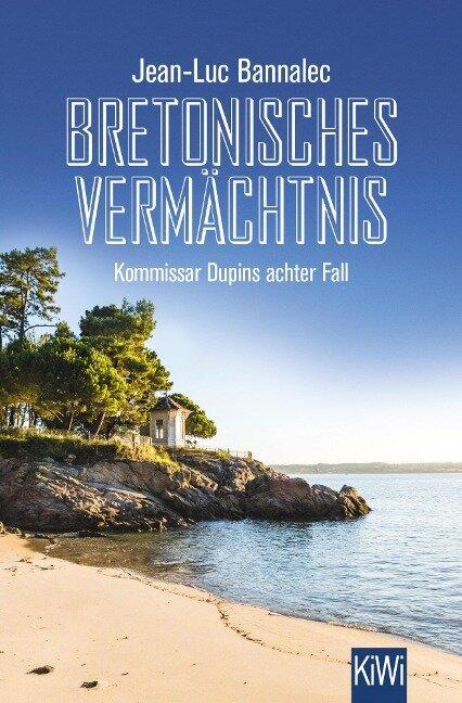 Bretonisches Vermächtnis - Jean-Luc Bannalec