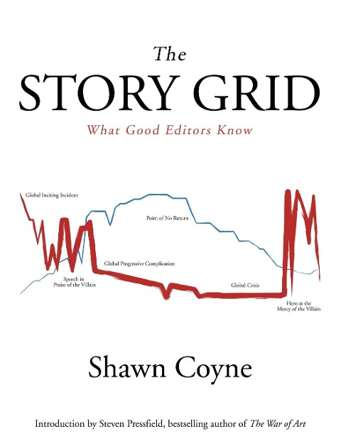 The Story Grid: What Good Editors Know - Shawn M. Coyne