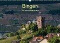 Bingen - Tor zum Mittelrhein (Wandkalender 2018 DIN A3 quer) - Erhard Hess