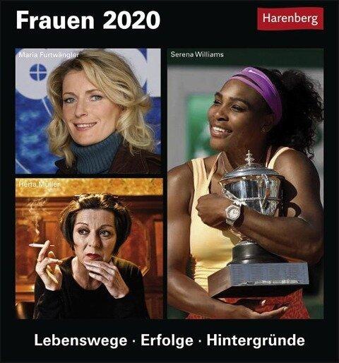 Frauen. Kalender 2020