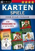 Kartenspiele Four Stars für Windows 10. Für Windows Vista/7/8/8.1/10 -