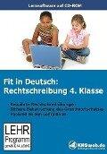 Fit in Deutsch: Rechtschreibung. 4. Klasse. CD-ROM für Windows 95/98/NT/Me/2000/XP -