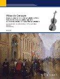 Pièces de Concours. Viola und Klavier -