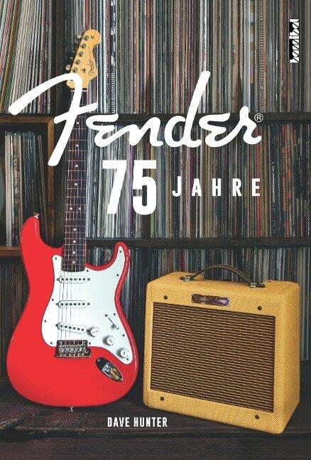 75 Jahre Fender - Dave Hunter