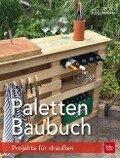Paletten-Baubuch - Folko Kullmann
