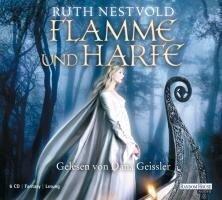 Flamme und Harfe - Ruth Nestvold