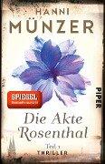 Die Akte Rosenthal - Teil 1 - Hanni Münzer