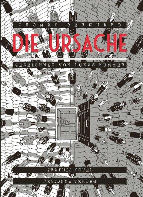 Die Ursache, Graphic Novel