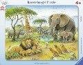 Afrikas Tierwelt. Kinderpuzzle 30 Teile -