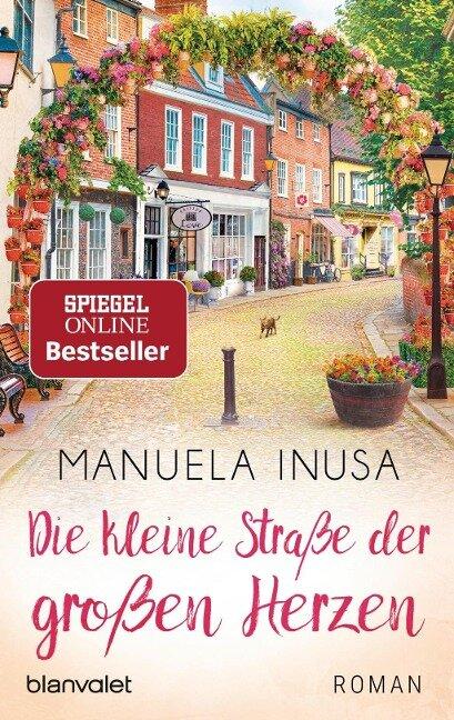 Die kleine Straße der großen Herzen - Manuela Inusa