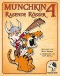 Munchkin 4: Rasende Rösser -