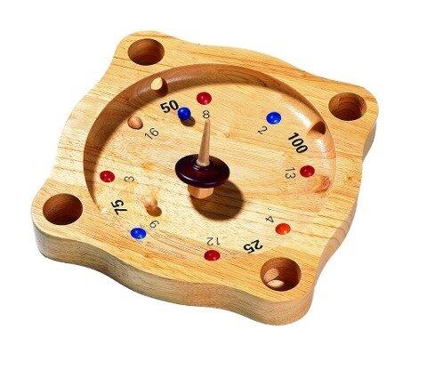 Tiroler Roulette Spiel -