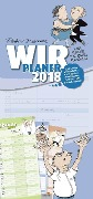 """Planer """"WIR"""" 2018 Kalender -"""