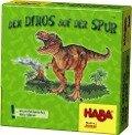 Den Dinos auf der Spur -