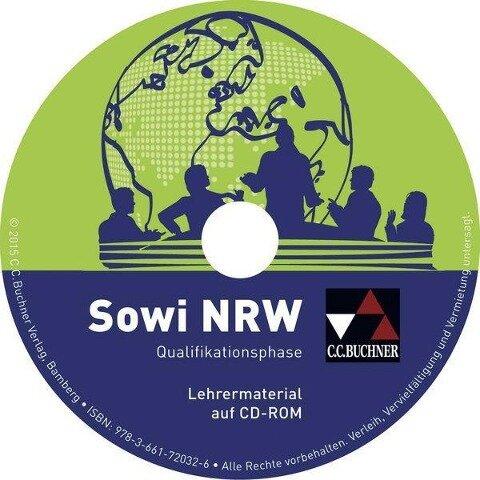 Sowi NRW Qualifikationsphase Lehrermaterial - Johannes Baumann, Gerhard Orth, Brigitte Binke-Orth, Michael Liesk, Nora Lindner
