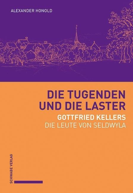 Die Tugenden und die Laster - Alexander Honold