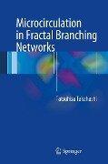 Microcirculation in Fractal Branching Networks - Tatsuhisa Takahashi
