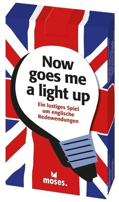now goes me a light up - Georg Schumacher