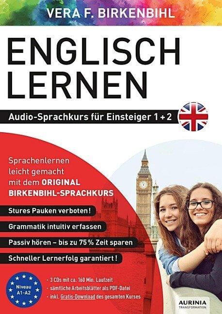 Englisch lernen für Einsteiger 1+2 (ORIGINAL BIRKENBIHL) - Vera F. Birkenbihl