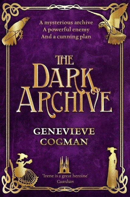 The Dark Archive - Genevieve Cogman