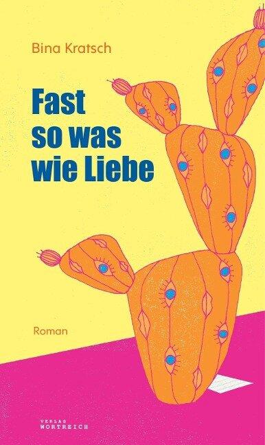 Fast so was wie Liebe - Bina Kratsch