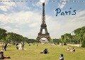 Paris (Wandkalender 2019 DIN A4 quer) - K. A. Viennaframe