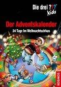 Die drei ??? Kids Adventskalender 9 (drei Fragezeichen) - Ulf Blanck