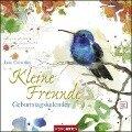 Jane Crowther - Geburtstagskalender Kleine Freunde -
