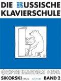 Die Russische Klavierschule 2. Mit 2 CD's - Alexander Nikolajew