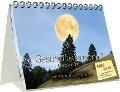 Gesundheitsmond®-Mondkalender 2018. Aufstellkalender DIN A5 - Michael Römer