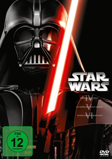 Star Wars: Trilogie - Episode IV-VI -
