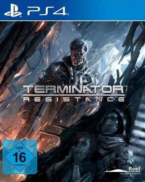 Terminator: Resistance (PlayStation PS4) -