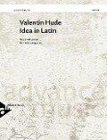 Idea In Latin - Valentin Hude