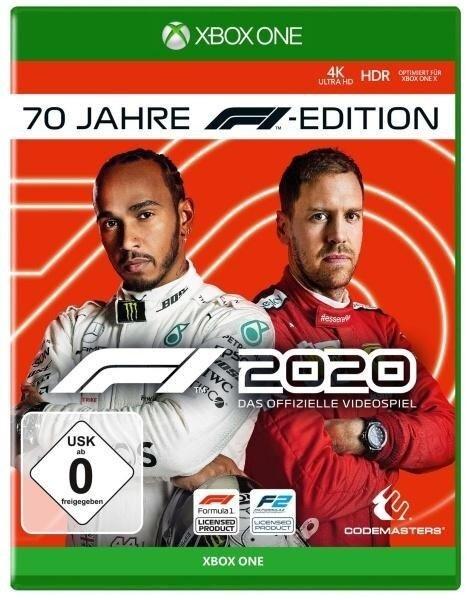 F1 2020 70 Jahre F1 Edition (XBox ONE) -