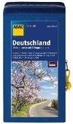 ADAC StraßenKarten Kartenset Deutschland 2018/2019 1:200.000 -