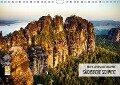 Bilder aus dem Nationalpark Sächsische Schweiz (Wandkalender 2018 DIN A4 quer) - Dirk Meutzner
