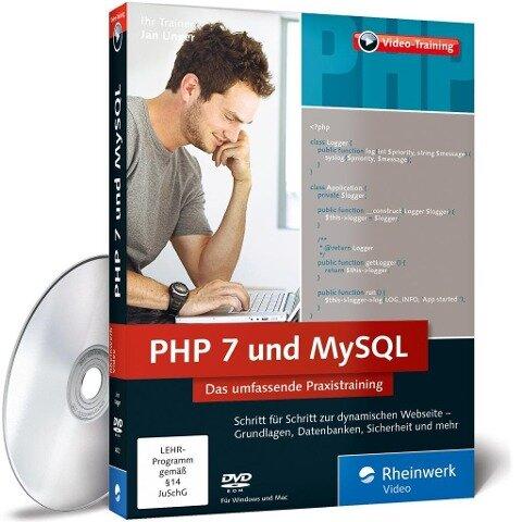 PHP 7 und MySQL - Jan Unger