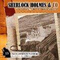Sherlock Holmes & Co - Aus den Geheimakten der Meisterdetektive, Folge 13: Das flammende Phantom - Arthur Conan Doyle