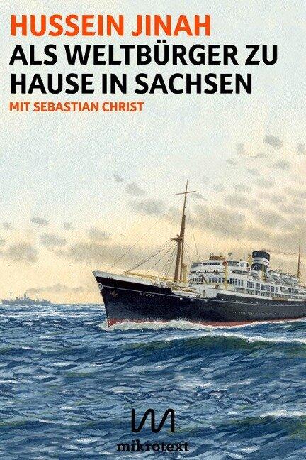 Als Weltbürger zu Hause in Sachsen - Hussein Jinah